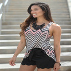 Women Summer Vest To...