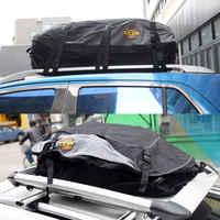 130X100X45cm sac de toit de voiture toit Top sac Rack Cargo transporteur bagages stockage voyage étanche SUV Van pour les voitures
