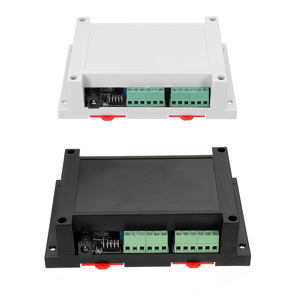 RJ45 TCP/IP веб-пульт дистанционного управления с 8 Каналы реле интегрированы 250VAC Управление;