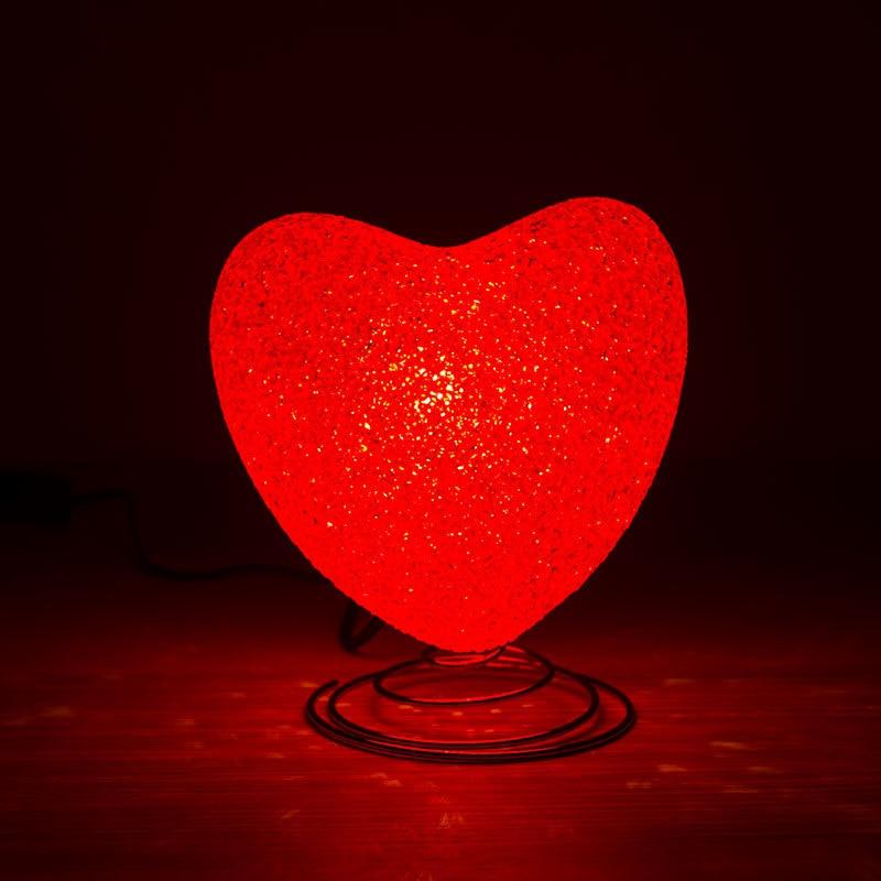 Smaids statuete LED apgaismojums lampa mājas apdare nakts gaismas - Brīvdienu apgaismojums