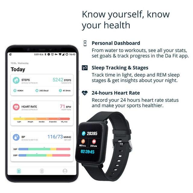 Smartwatch COLMI M28 IP68 5