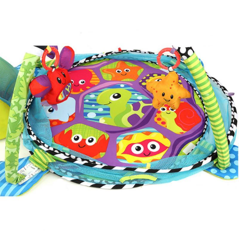 3 en 1 bébé tapis de jeu enfants tapis éducatif Puzzle tapis avec clavier de Piano mignon Animal tapis de jeu bébé Gym ramper tapis d'activité - 4