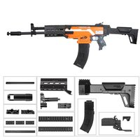 W002 Worker AK 12 AB Style Kits Set for Nerf N strike Elite Stryfe Blaster Exquisite Workmanship Environmental