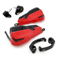 New Motorcycle Wind Shield Handle Hand Guards Motocross Handguards For Honda Africa Twin Crf1000l Dtc