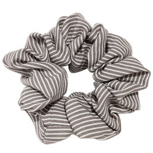 Girl headband Fashion wild fashion fabric striped headdress chiffon pinstripe high elastic women's hair ring недорого