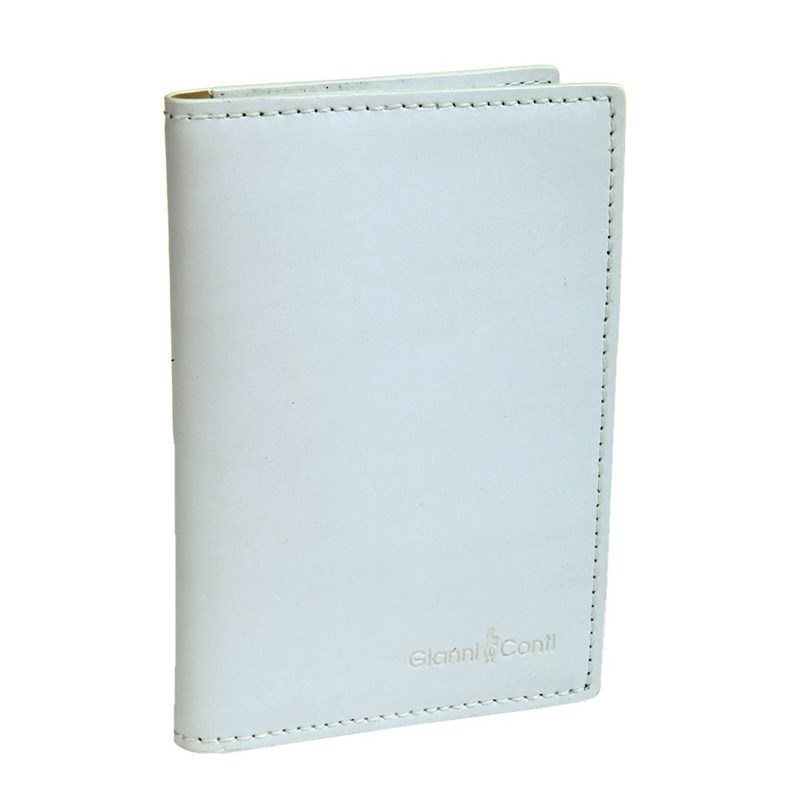 Cover for avtodokumentov Gianni Conti 847463 white multi