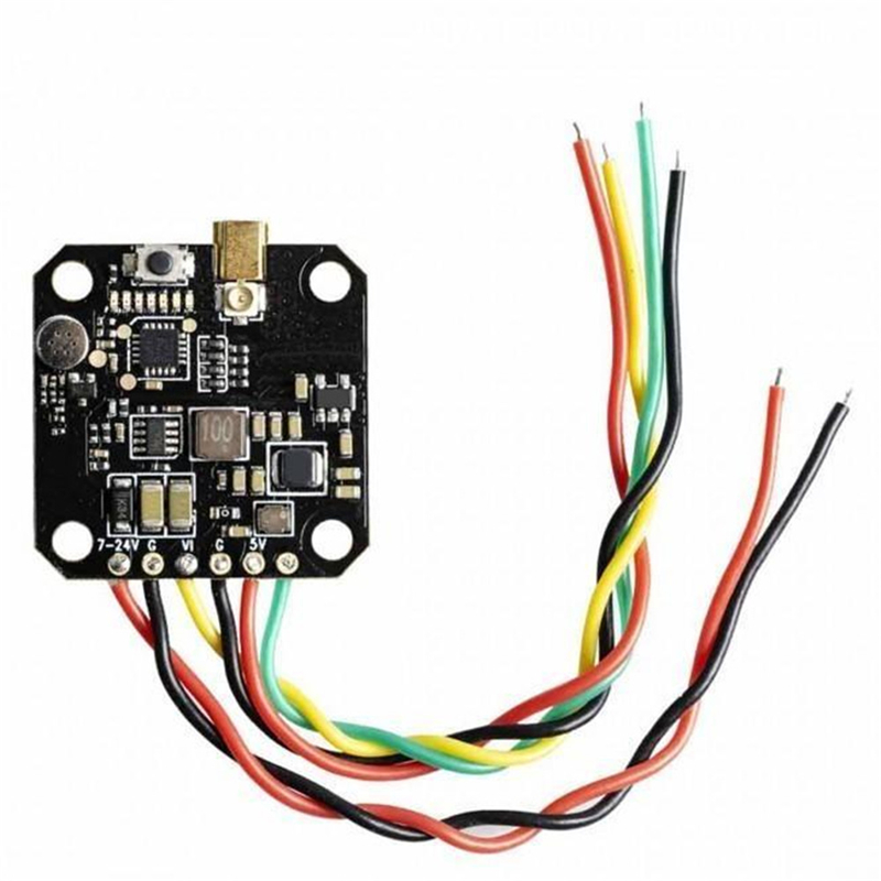 AKK FX3-ultimat 5.8G 40CH 25/200/400/600mW Switchable Smart Audio FPV Transmitter Support OSD For RC Models Multicopter Part