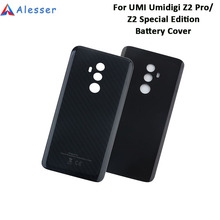 Alesser UMI Umidigi Z2 Pro pil kapak kılıf koruyucu pil arka kapak 6.2 için Fit UMI Umidigi Z2 özel baskı
