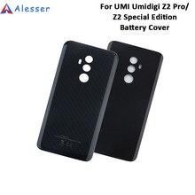 Alesser dla UMI Umidigi Z2 Pro pokrowiec na baterie ochronna tylna pokrywa baterii pokrywa 6.2 pasuje do UMI Umidigi Z2 wydanie specjalne