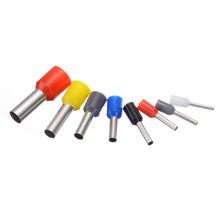 685pcs/set Mixed Wire Crimp Connector Insulated Cord Pin End Tube Terminal Tool Kit Se 0.5-10mm² End Sleeve Cable Lugs 8 Colors цена 2017