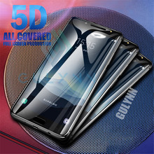 9H Strengthen Real Full Cover Tempered Glass For Samsung Galaxy J2 J3 J4 J5 J6 J7 J8 Pro Prime A6 A8 Plus 2018 5D Cuved
