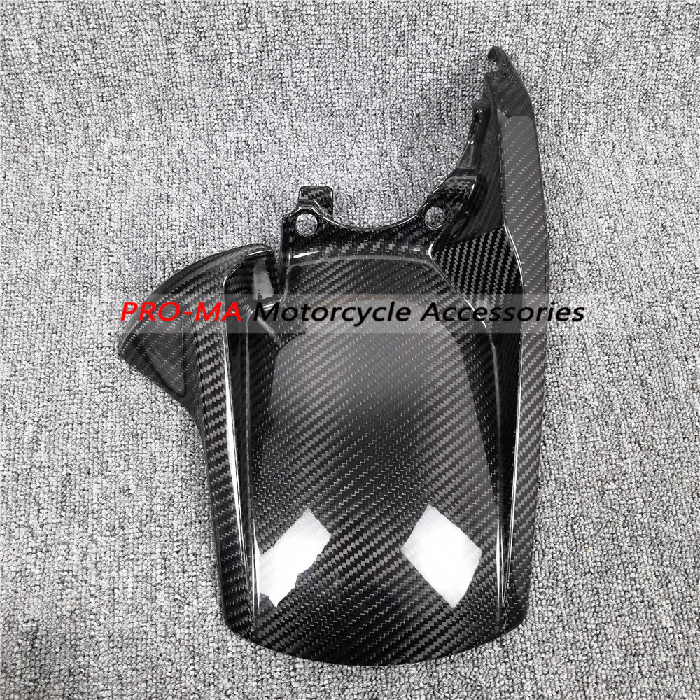Motorcycle Rear Hugger In Carbon Fiber For Honda CB1000R 2018+ Twill