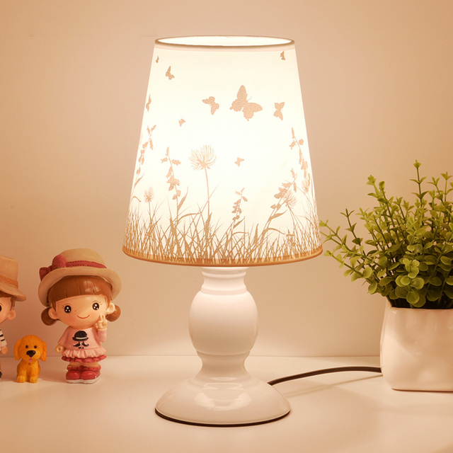 Bedside Reading Light Led Table Lamp 110v E27 Desk Contemporary Study Lamps For Home Decor Lights Book