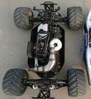 MTXL Глушитель выхлопная труба Профессиональный трубка ускорения для 1/5 Losi XL (MTXL) 4WD Rc автомобиль Запчасти