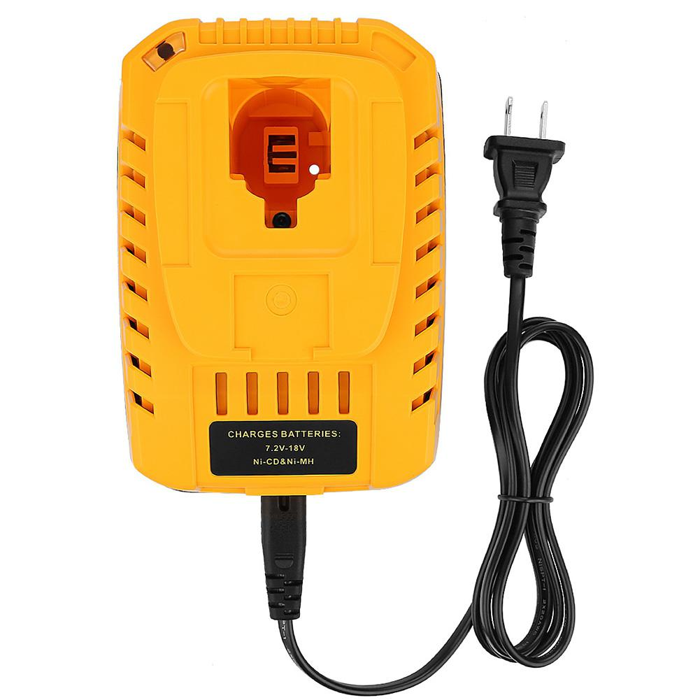 Adeeing Replacement for Dewalt Nickel Battery Charger 7.2V 18VDC9310