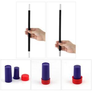 Image 4 - Chidlren Magic Tricks Toys Hanky Pankys Junior Magic Set Simple Magic Props For Magic Beginner Children With DVD Teaching Kit