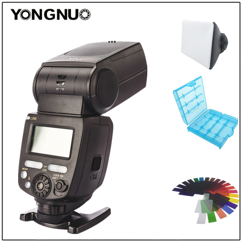 YONGNUO YN685 YN-685 sans fil HSS i-ttl Flash Speedlite pour Canon 1300d 1100d 6d 5d mark iii pour Nikon d5300 d7200 d3400 d7000