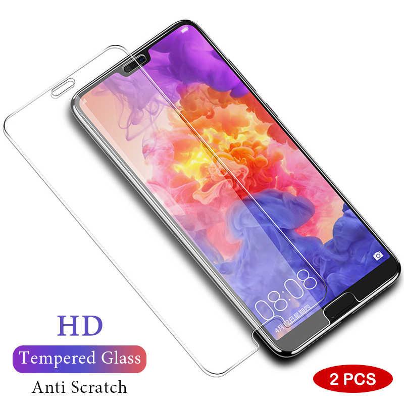 2 adet Cam Için Huawei P8 P9 P10 P20 Lite 2017 p akıllı Ekran Koruyucusu Onur 9lite 6X7X10 Temperli Cam Koruyucu cam