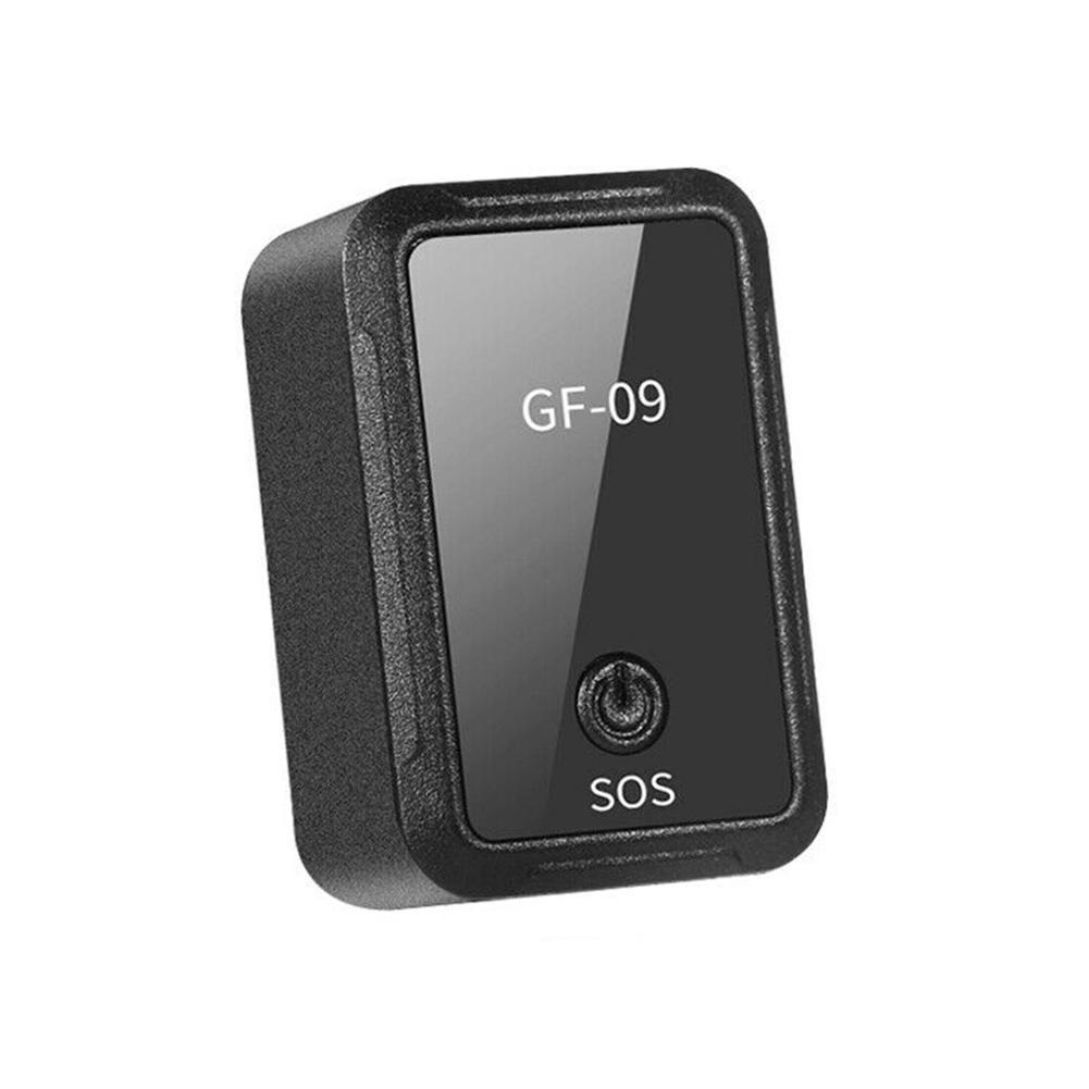 Mini GPS Tracker APP Control Anti-Theft Device Locator Silicon Microphone Multifunction Design Magnetic Voice Recorder image