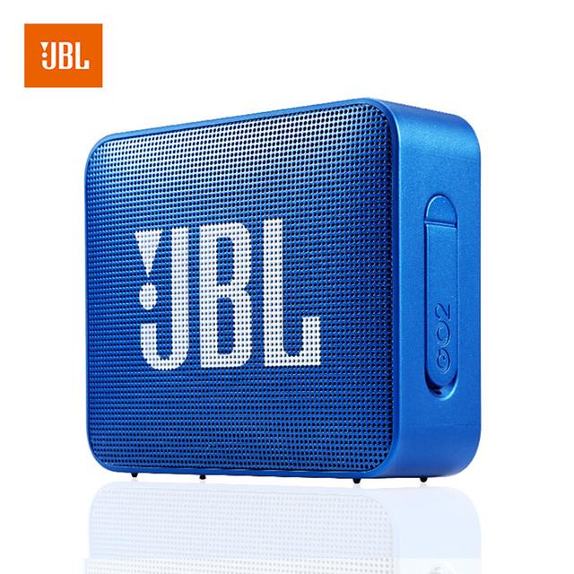 JBL GO2 Wireless Bluetooth Speaker IPX7 Waterproof Outdoor Portable Speakers Rechargeable Battery with Mic caixa de som jbl