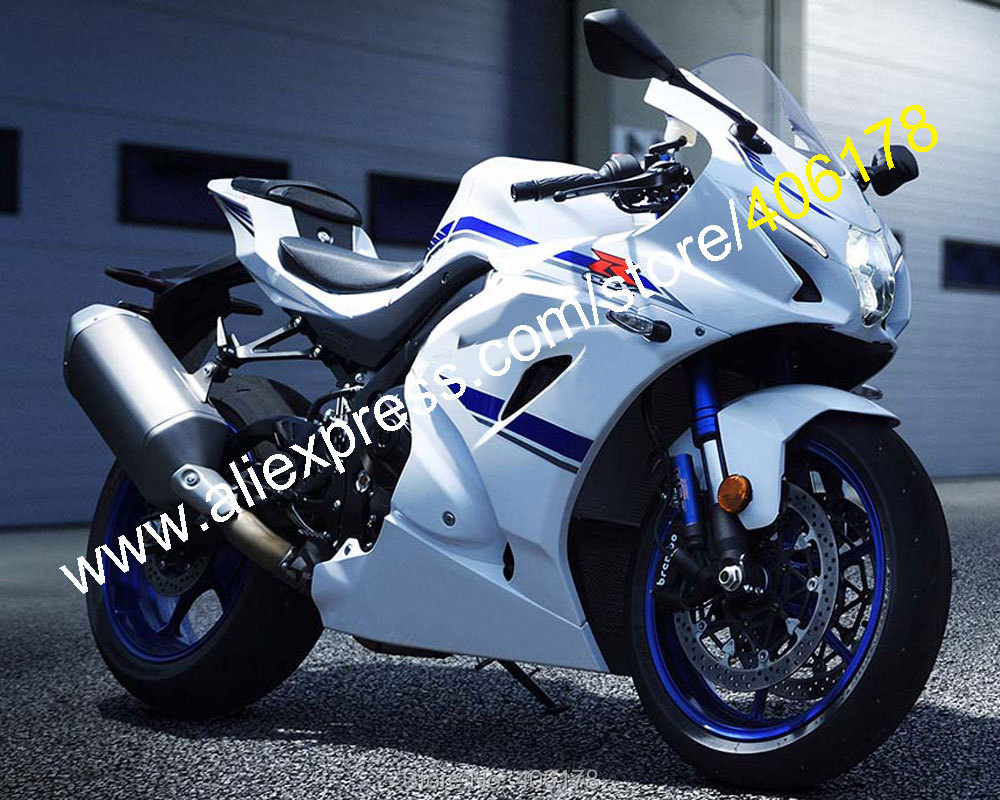 Hot Sales,For Suzuki GSX-R1000 Bodyworks GSXR1000 GSXR 1000 K17 2017 2018 2019 White Aftermarket Fairing Kit (Injection molding)Hot Sales,For Suzuki GSX-R1000 Bodyworks GSXR1000 GSXR 1000 K17 2017 2018 2019 White Aftermarket Fairing Kit (Injection molding)