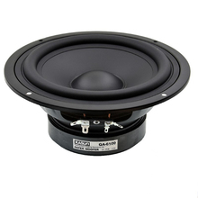 "DIY AUDIO HIFI 7 inch 7"" Midbass Woofer speaker Unit  8OHM 130W Loudspeaker QA 6100 HIfi Mediant Home Theater Deep Bass Woofer"