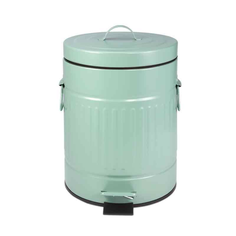 Bin Bin Prullenbak.Oficina Kitchen Garbage Holder Vuilnisbak Compost Prullenbak Bag Car Papelera Pedal Bin Dustbin Cubo Basura Poubelle Trash Can