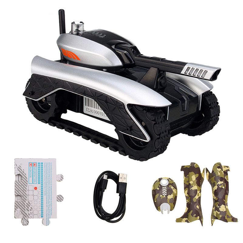 Robosen Mech AR Battle App Controlled Rc Tank For IOS Android Model Toy  2019 New Arrival Toys Kids Gifts For Children