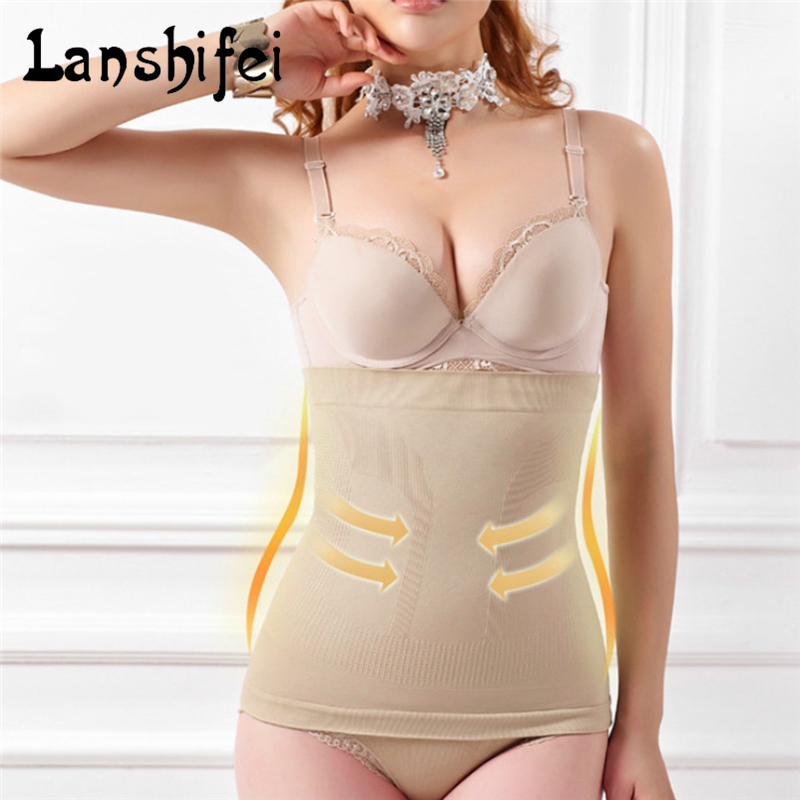 Hot shapers waist Cincher Belt Post partum Tummy Trimmer Shaper Slimming underwear waist Body sculpting corset girdle shapewear