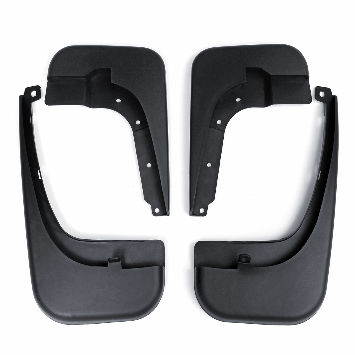 Car Front Rear Mud Flaps For Benz Vito V Class W447 2015 2016 2017 For Fender Splash Guards Mudguard Accessories