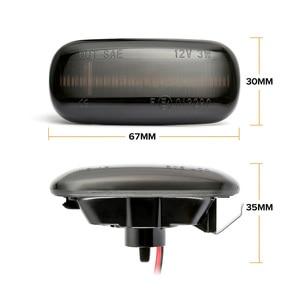 Image 5 - 2 stück Led Dynamische Seite Marker Blinker Licht Sequentielle Blinker Licht Für Audi A3 S3 8P A4 S4 RS4 B6 B7 B8 A6 S6 RS6 C5 C7