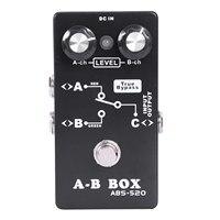 Belcat ABS 520 Amplifier Switch Box for Guitars