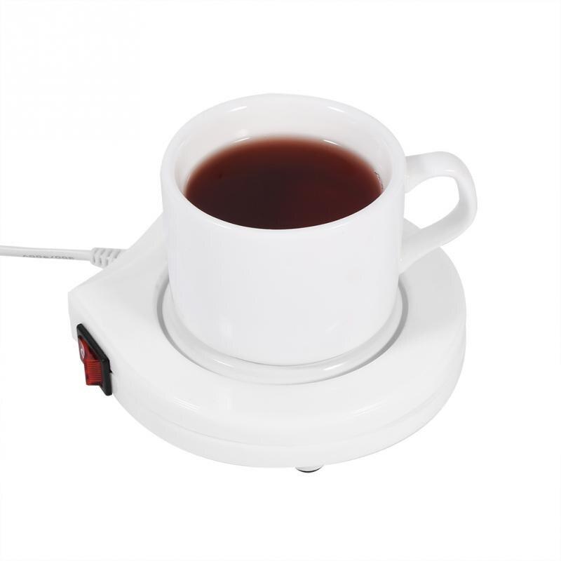 Теплая чашка, молоко, кофе, чай, нагреватель, кружка для напитков, коврик, подогреватель напитков, calentador