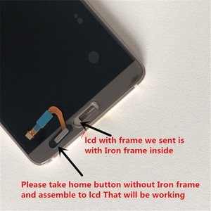 """Image 5 - 5.9 """"orijinal M & Sen Huawei Mate 10 için ALP L09 ALP L29 LCD ekran çerçeve + dokunmatik Digitizer için mate 10 LCD + Fingerprit"""