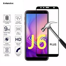מזג זכוכית עבור Samsung Galaxy J6 2018 sm j600f/ds זכוכית עבור Samsung j6 + J6 בתוספת 2018 sm j610fn מגן זכוכית j 6 סרט 9h