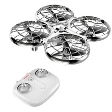 Syma X100 Obstacle Avoidance Rc Drone 4ch 6axis Gyro 3d Headless Mode High/low Speed One Key Flying Helicopter Crash Proof