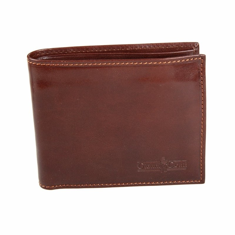 Coin Purse Gianni Conti 907023 Brown