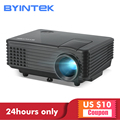 BYINTEK SKY Y2 Home Theater Mini LED Portable Video HD LCD Projector Beamer Proyector with HDMI USB Support 1080P