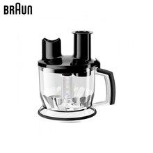 Насадка кухонный комбайн Braun MQ70 Черный (1500 мл)