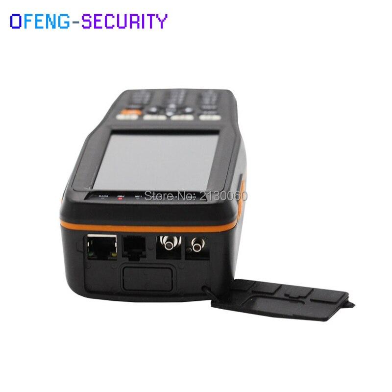 Free Shipping TM-600 VDSL VDSL2 Tester ADSL WAN & LAN Tester XDSL Line Test Equipment With DMM + OPM/VFL Function