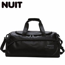 Woman Travelling Bags Pu Leather Portable Tote Bag Male Fashion Luxury Bag Large Capacity A Short Trip Travelling Bags недорого