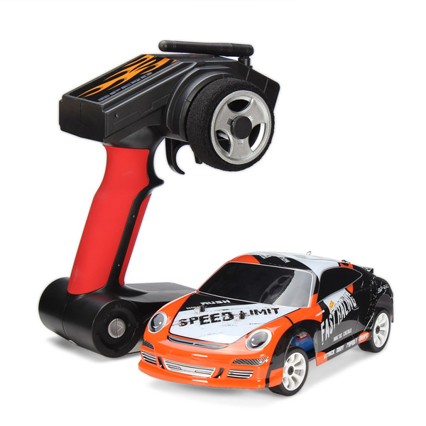 Wltoys A252 1/24 Rc Racing Auto 4wd Drift Fernbedienung Spielzeug Auto Mit 7,4 V 500 Mah Lithium-batterie Rtr Fernbedienung Spielzeug