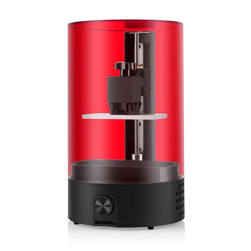 1 set UV Sparkmaker SLA 3D Imprimante volume 98mm * 55mm * 125mm Lumière-Durcissement De Bureau 3D Imprimante Construire Volume 3D Imprimante