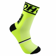 412487b2f 1 par de par calcetines deportivos transpirables ciclismo montaña bicicleta MTB  calcetines baloncesto carreras Deporte Calcetines