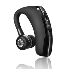 V9 Handsfree Wireless Bluetooth Earphones Noise Control Business Headset with Mic for Driver Sport