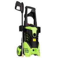 1800W 3000PSI Electric Car High Pressure Cleaner Washer Auto Household Cleaning Machine For Home Car Boat RV Driveway Deck