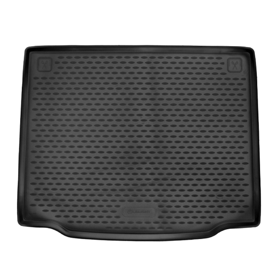 For BMW X3 G01 2017-2019 black car trunk mat Element ELEMENT0544B13 for bmw x6 2008 2014 black car trunk mat without adaptive mounting system element nlc0518b12