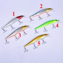 Outdoors Fishing Lures Bait 23g/140mm Minnow Hard 6# Hooks Floating Wobbler Ocean Isca Artificial Tackles