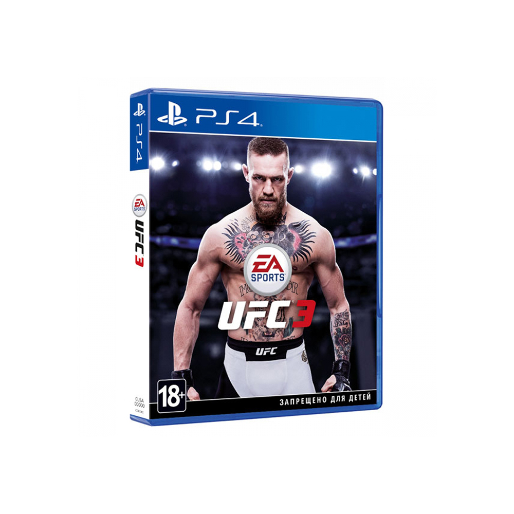 Game Deals play station UFC 3 PS4