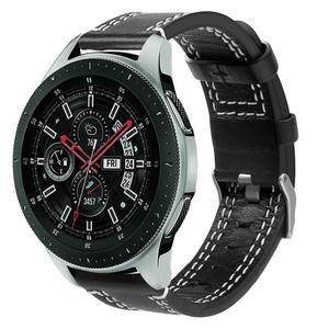 Image 3 - シリコーンソフト交換手首のブレスレットバンド革時計バンドサムスンギャラクシー腕時計 46 ミリメートル SM R800 バージョン